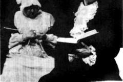 «Oncle Vania», Martine Rollet, Huguette Oligny, 1982