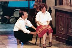 «Marius», Simon Fortin, Marjorie Smith, 1984
