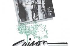 «Vies-privées», couvert du programme, 1985