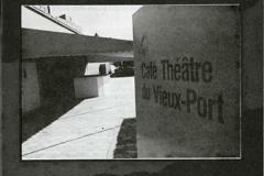 «Une folie», affiche, 1986