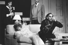«Passion», Monique Miller, François Tassé, Lisette St-Gelais,  Jean-René Ouellet, 1987