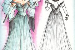 «Souriez Mlle Robi», costume créé par Luce Pelletier,1987