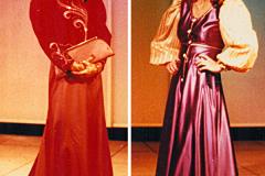 «Souriez Mlle Robi», Léa-Marie Cantin, costume de Luce Pelletier, 1987