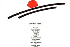 «Fanny», affiche,1987.