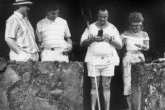 «Les voisins», Jean-Jacqui Boutet,  Jean-René Ouellet, Louis-Georges Girard,  Guylaine Tremblay, 1988