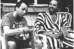 «Les gars», Reynald Robinson, Denis Bernard, 1989