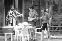 «Les gars», Denis Bernard, Jean-Jacqui Boutet, Reynald Robinson, 1989