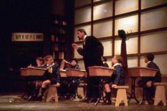 «Topaze», Albert Millaire et la classe d_enfants, 1989