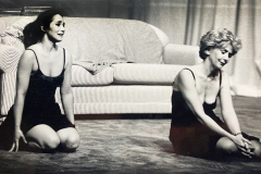 «À Julia», Linda Roy, Andrée Lachapelle, 1990