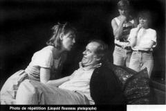 «La ronde», Markita Boies, Dominique Briand, Normand Bissonnette, Marie Gignac, 1990