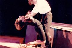 «Le point de non retour», Marie-Thérèse Fortin, Yves Jacques, 1991 (photo : Léopold Rousseau)