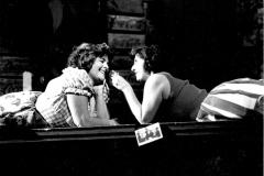 «Jimmy Dean...», Joanne Émond, Linda Laplante,
