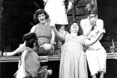 «Jimmy Dean...», Louise Allaire, Linda Laplante, Brigitte Fournier, Joanne Émond, Josée Deschênes