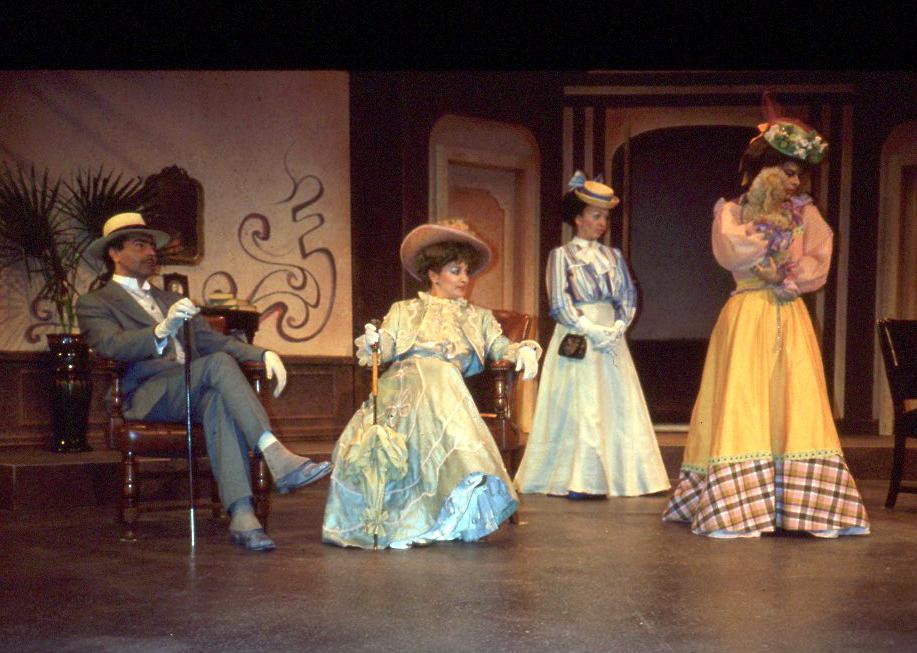Tailleur pour dames, 1988